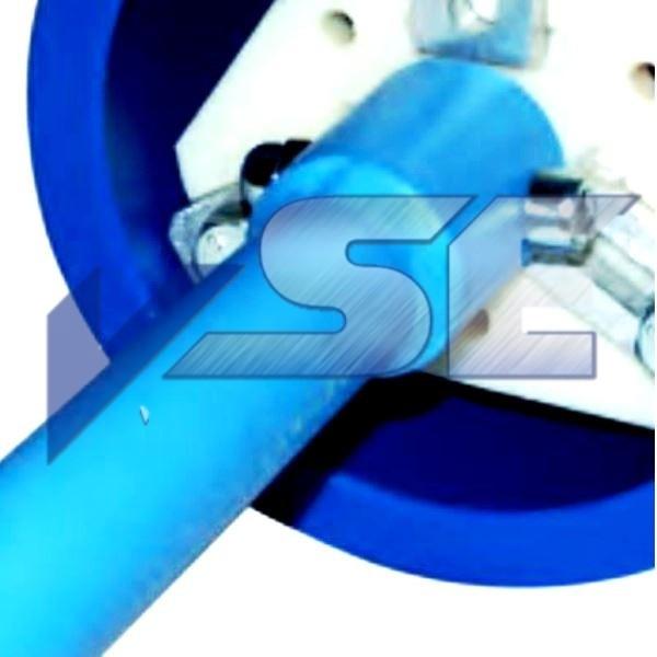 Antriebsgestänge für Innenwulstentferner mit T-Handgriff und Gelenk