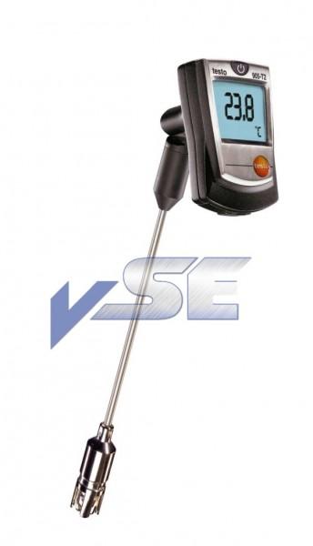 testo 905-T2 Oberflächenthermometer mit großem Messbereich