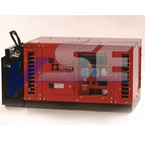 EUROPOWER Stromerzeuger EPS 6000 E 6,0 kVA