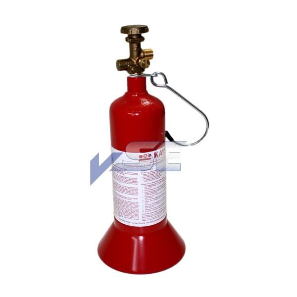 VSE Kleinstflasche leere befüllbare Handwerkerflasche 0,425 kg