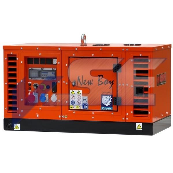 EUROPOWER Stromerzeuger NEW BOY EPS 83 TDE 8,0 kVA