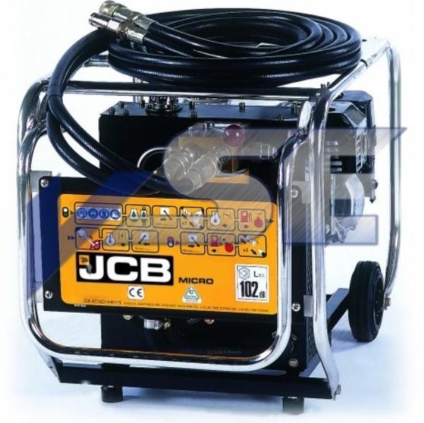 JCB Hydraulik Power Pack Micro