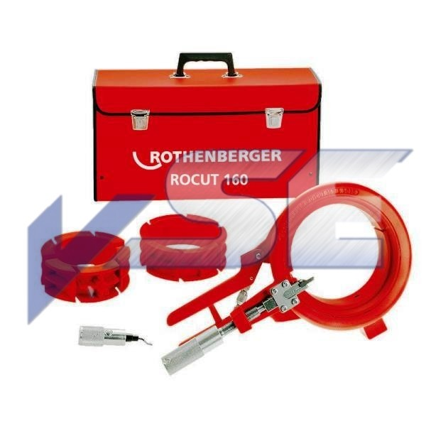 Rothenberger ROCUT 160 Set