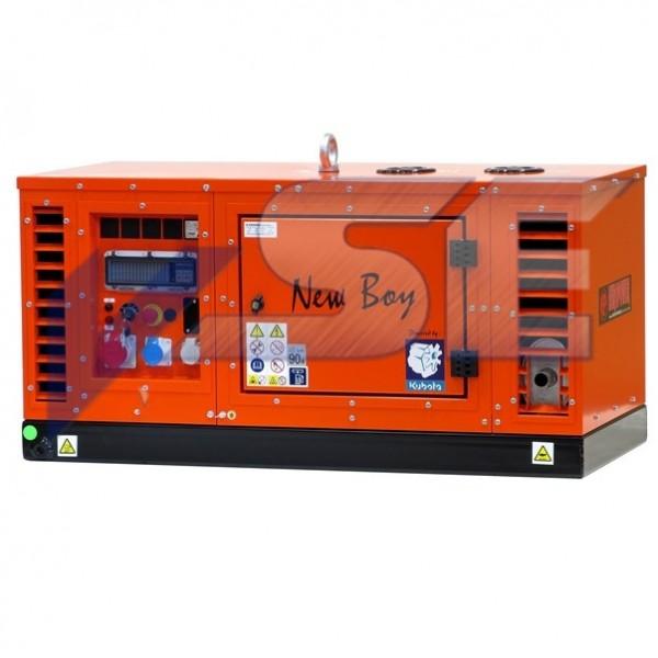 EUROPOWER Stromerzeuger NEW BOY EPS 113 TDE 11,0 kVA