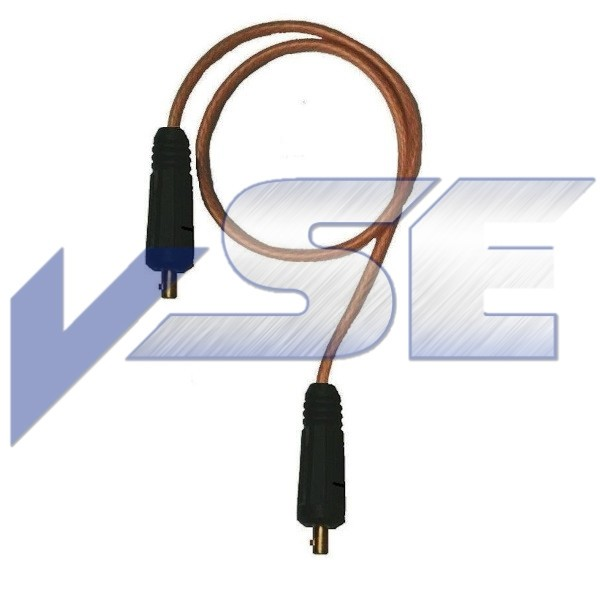 Hütz & Baumgarten Kabel komplett 25mm² - 3m lang mit Stecke