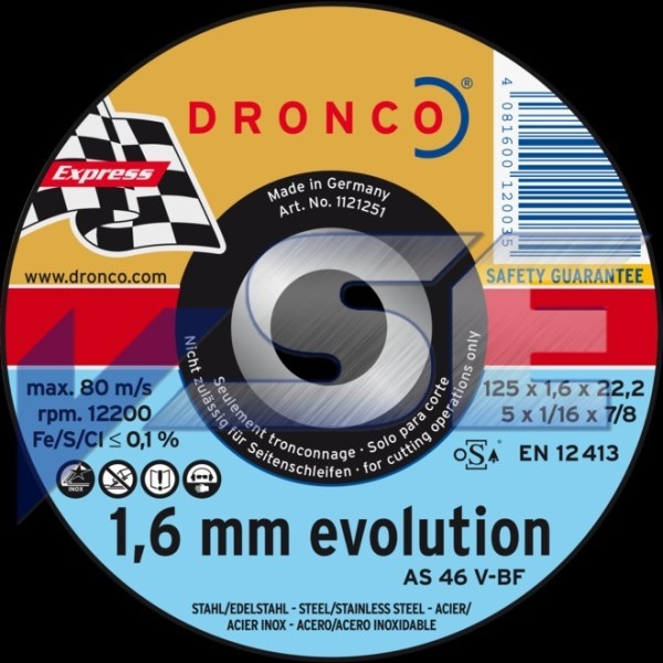 Dronco Trennscheibe AS 46 V evolution