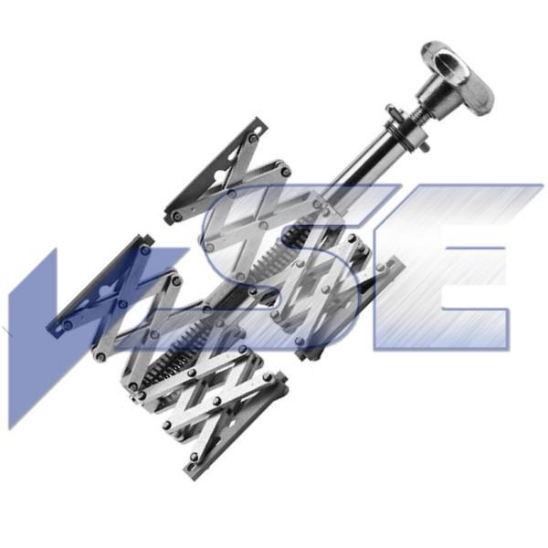 Rohr - Innenzentriervorrichtung für Flansche und Stutzen Typ 4S
