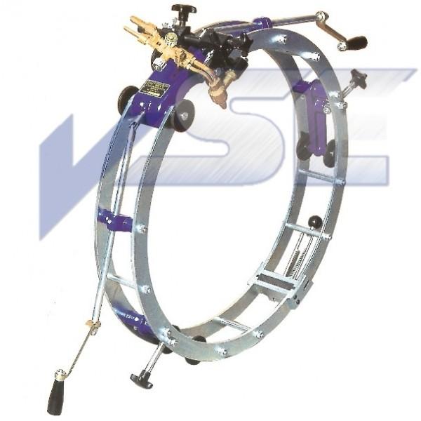 Zinser Rohrbrennschneidvorrichtungen RSV-0 bis RSV-3