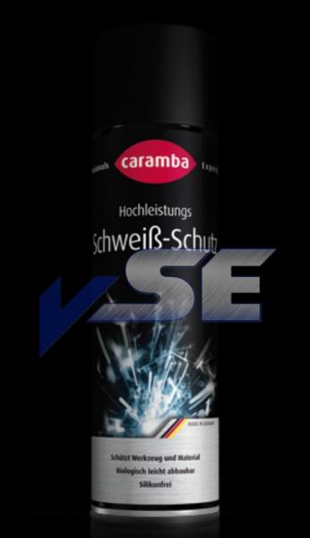 Caramba Hochleistungs Schweiß-Schutz