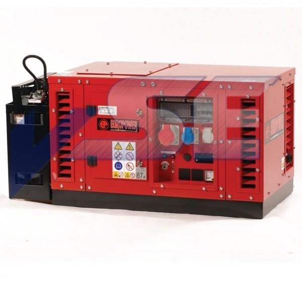 EUROPOWER Stromerzeuger EPS 6500 TE 7,0 kVA