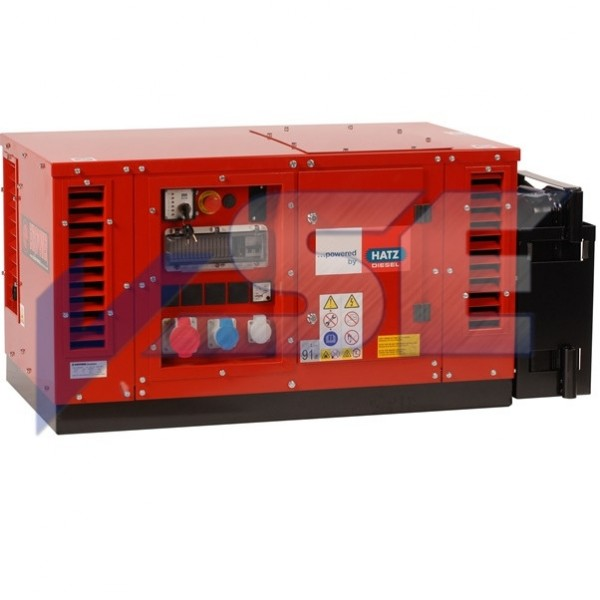 EUROPOWER Stromerzeuger EPS 7000 TDE 7,0 kVA