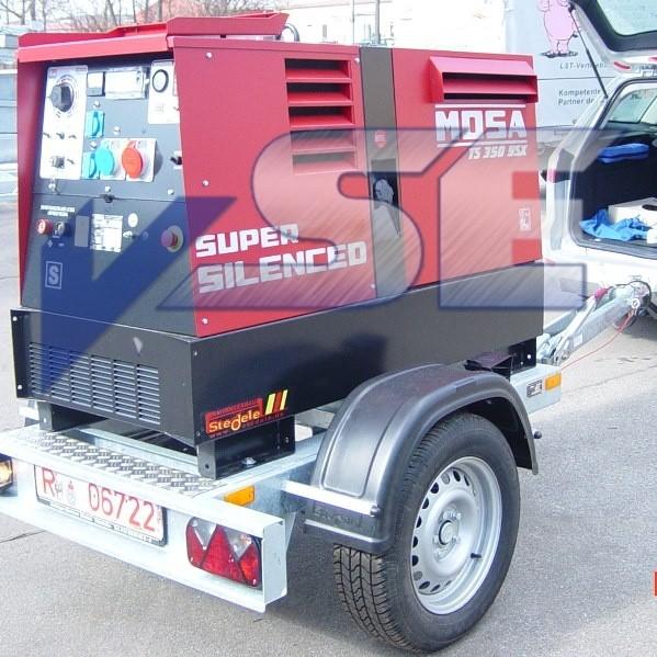 MOSA Dieselschweißaggregat TS 350 YSX-BC