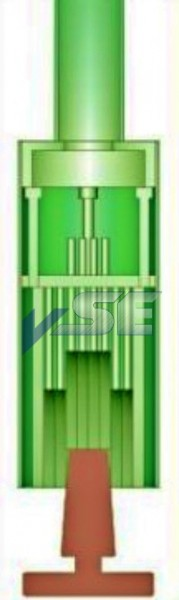 VSE Uni-Key-Adapter