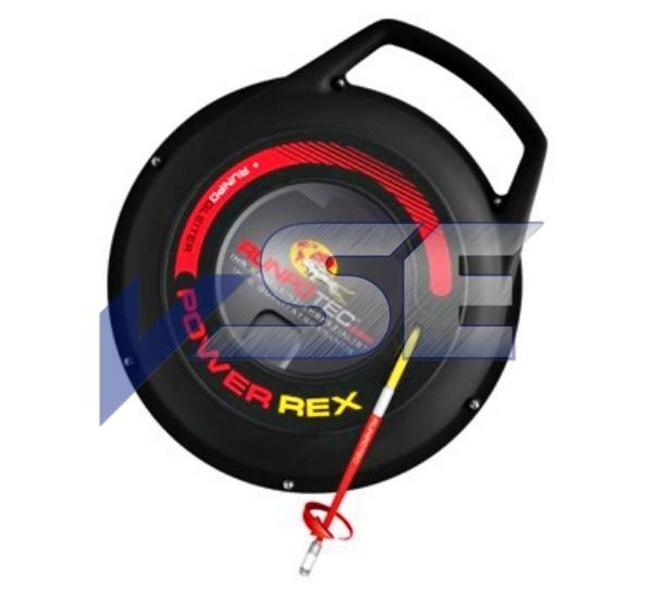 RUNPOTEC Glasfaserstab mit Box Ø 3 mm
