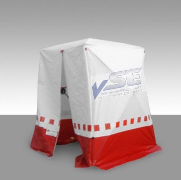 Baustellen Pop-Up Zelt