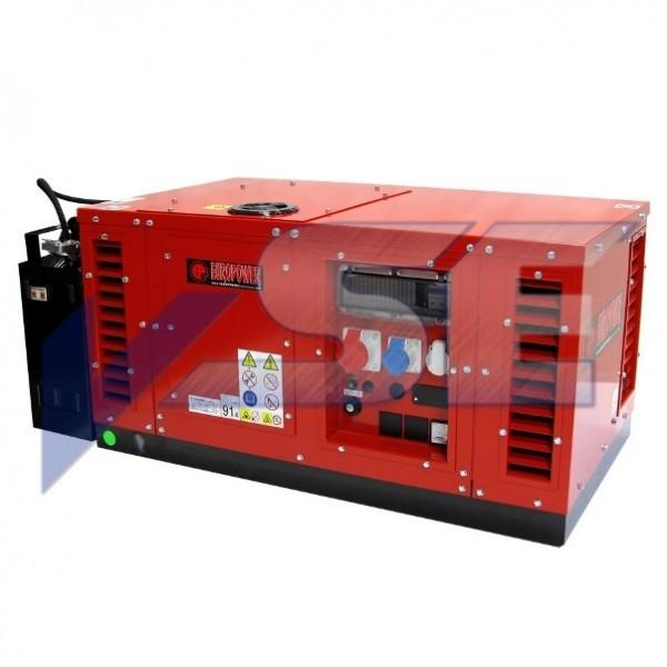 EUROPOWER Stromerzeuger EPS 12000 TE 12,0 kVA