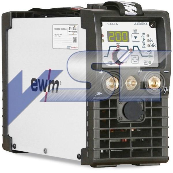 EWM WIG Schweißinverter Picotig 200 puls TG