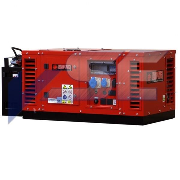 EUROPOWER Stromerzeuger EPS 12000 E 12,0 kVA