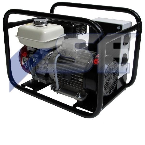 EUROPOWER Stromerzeuger EP 3000 3,0 kVA IP 54