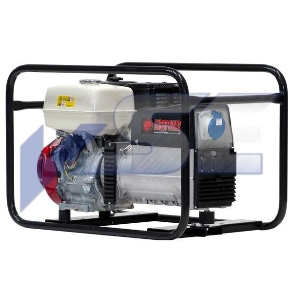 EUROPOWER Stromerzeuger EP 7000 7,0 kVA