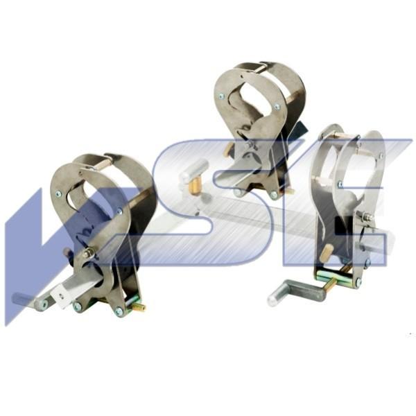 Caldertech Joint master Positioniervorrichtung starr 63 - 180mm 3 way